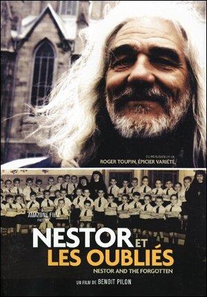 Nestor avait fait une apparition dans Roger Toupin, épicier variété, le...