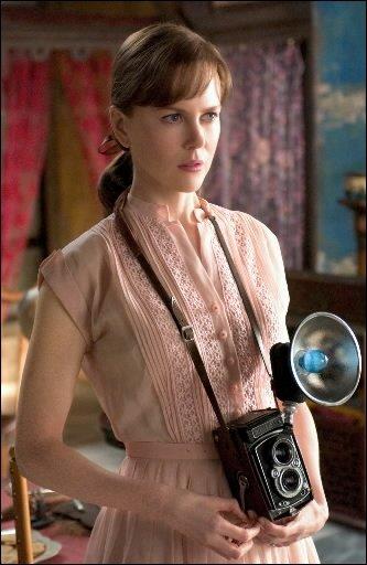 Nicole Kidman incarne la photographe new-yorkaise Diane Arbus...