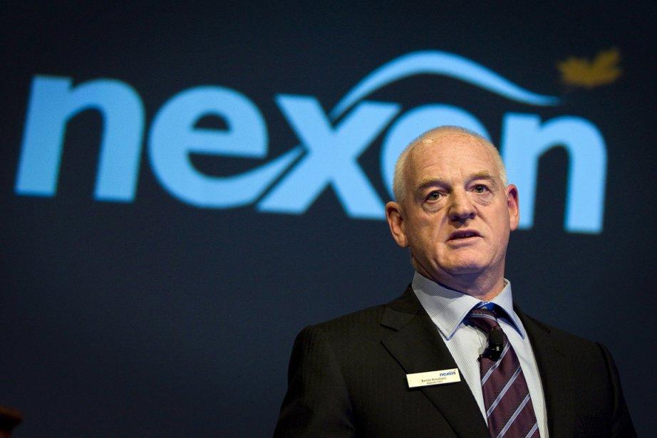 Le chef de la direction deNexen, Kevin Reinhart,... (Photo Jeff Mcintosh, Archives La Presse Canadienne)
