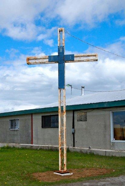 Croix de chemin de Plaisance, à l'angle de la 148... | 2012-07-27 00:00:00.000