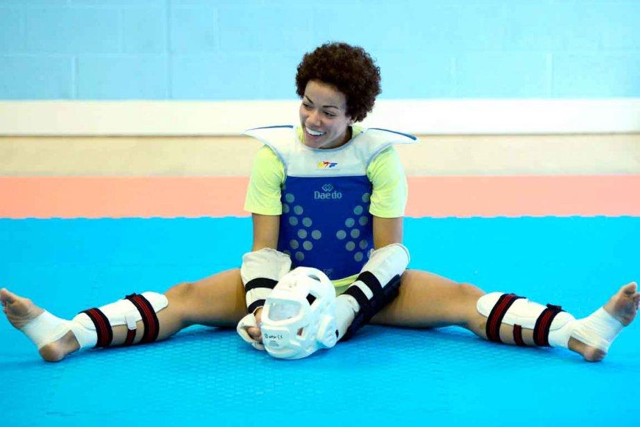 L'expérience des Jeux de Pékin aidant, Karine Sergerie... (Photo La Presse Canadienne)
