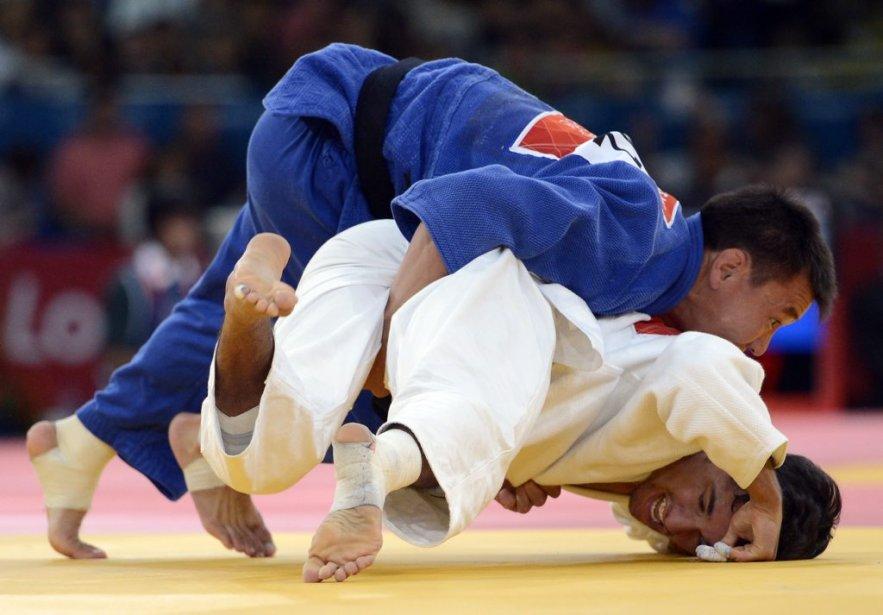 Sergio Pessoa (judo) | 29 juillet 2012