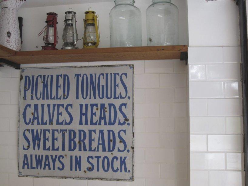 Virée gourmande à Londres. | 30 juillet 2012