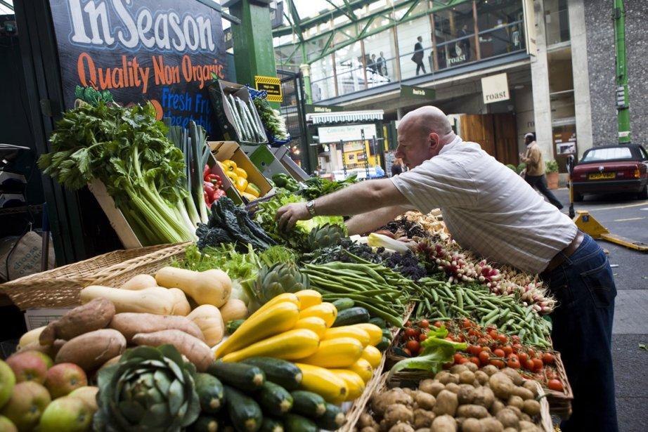 Le plus vieux marché de... (Photo Simon Rawles, fournie par le Borough Market)