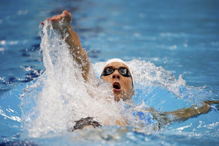 Michael Phelps... (PHOTO DAVID GRAY, REUTERS)