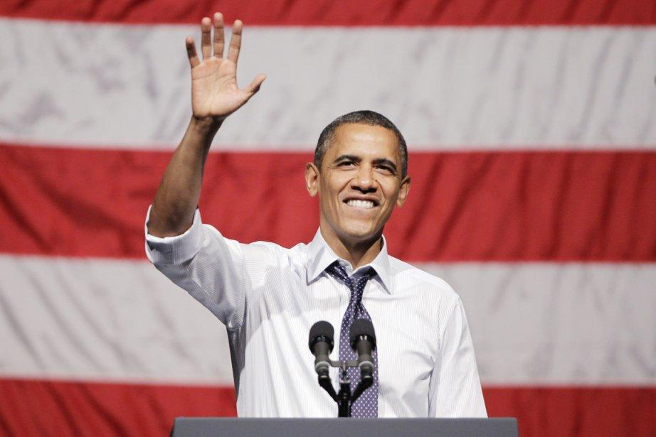 Un cadeau de fête pour Barack Obama? La... (PHOTO PAUL SAKUMA, AP)