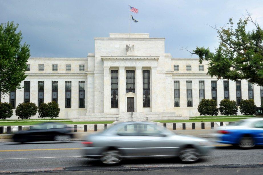 La Banque centrale des États-Unis (Fed) a opté pour... (PHOTO KAREN BLEIER, AFP)