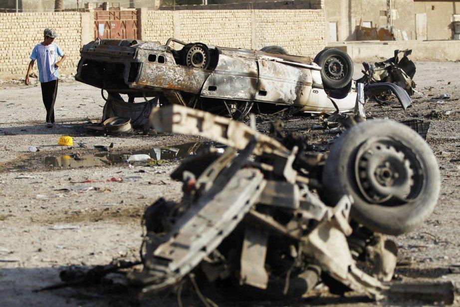 Les attentats les plus sanglants ont eu lieu... (PHOTO MOHAMMED AMEEN, ARCHIVES AFP)
