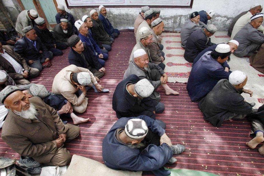 Le Xinjiang compte environ 9 millions de Ouïghours,... (PHOTO NIR ElIAS, ARCHIVES REUTERS)