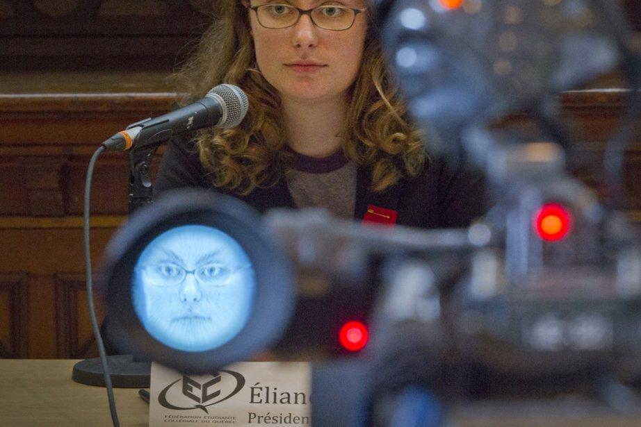 Éliane Laberge, de la FECQ.... (Photo archives La Presse)