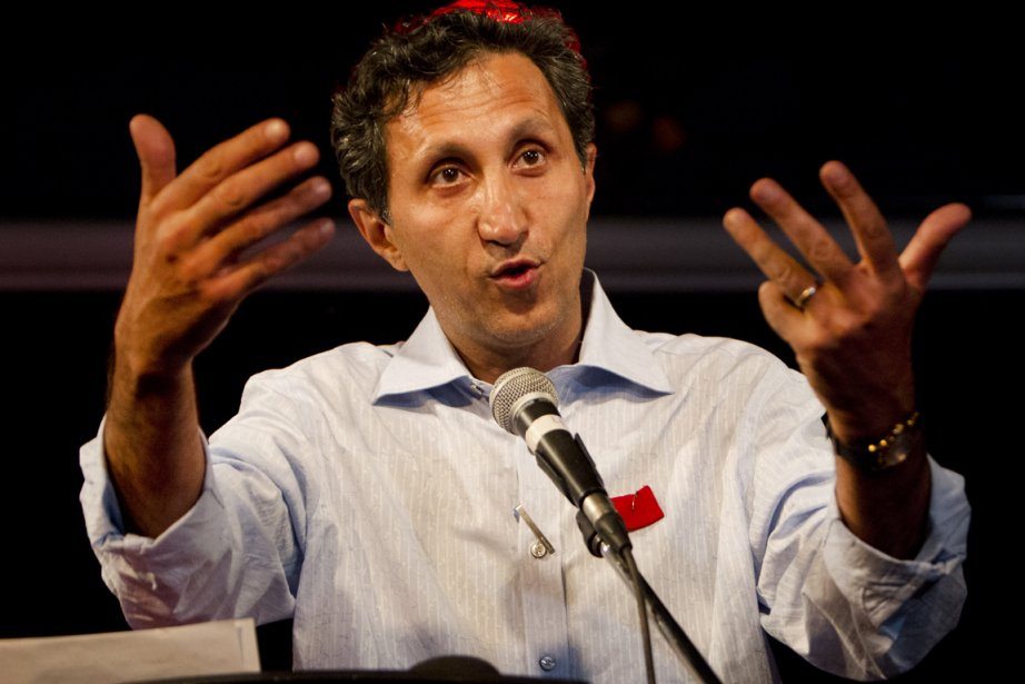 Amir Khadir... (Photo Robert Skinner, La Presse)