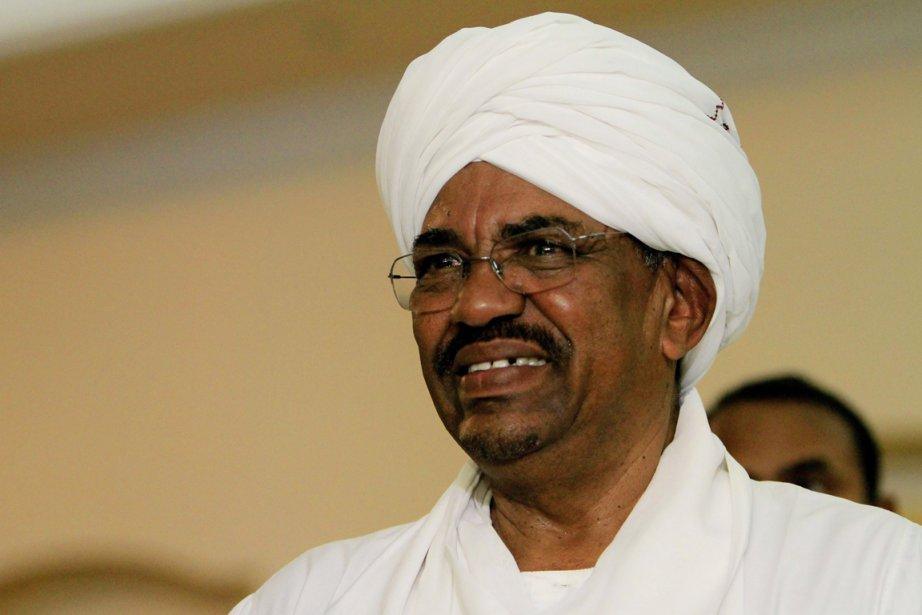 Le président soudanais est depuis 2009 sous le... (PHOTO: ASHRAF SHAZLY, ARCHIVES AFP)
