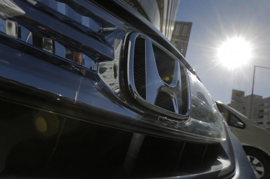 Les ventes combinées de Honda... (PHOTO ITSUO INOUYE, ARCHIVES ASSOCIATED PRESS)