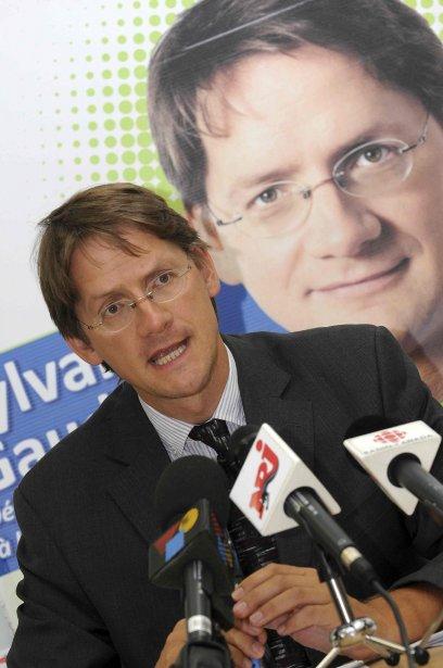 Le député péquiste Sylvain Gaudreault.... (Rocket Lavoie)