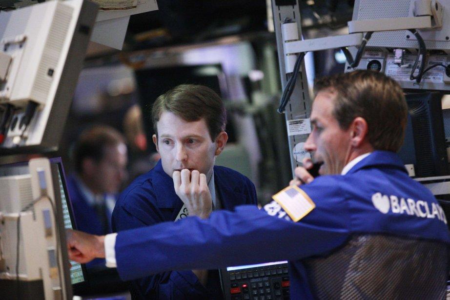 Les marchés nord-américains ont opéré un... (PHOTO BRENDAN McDERMID, REUTERS)