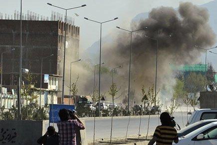 Le 15 avril dernier, les talibans avaient déclenché... (Archives Reuters)