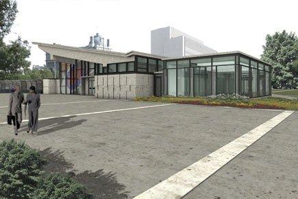Les travaux d'agrandissement de la station de métro... (Photo fournie par la STM)