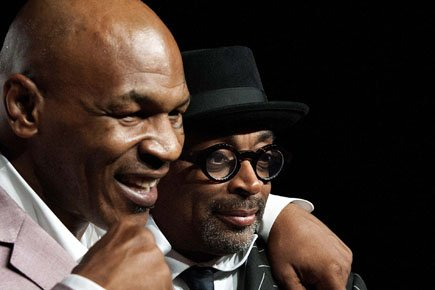 À défaut d'être spectaculaire, leshow de Mike Tyson,... (Photo: Reuters)