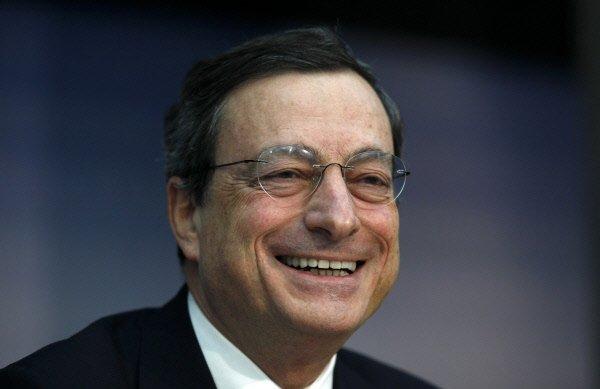 Mario Draghi...