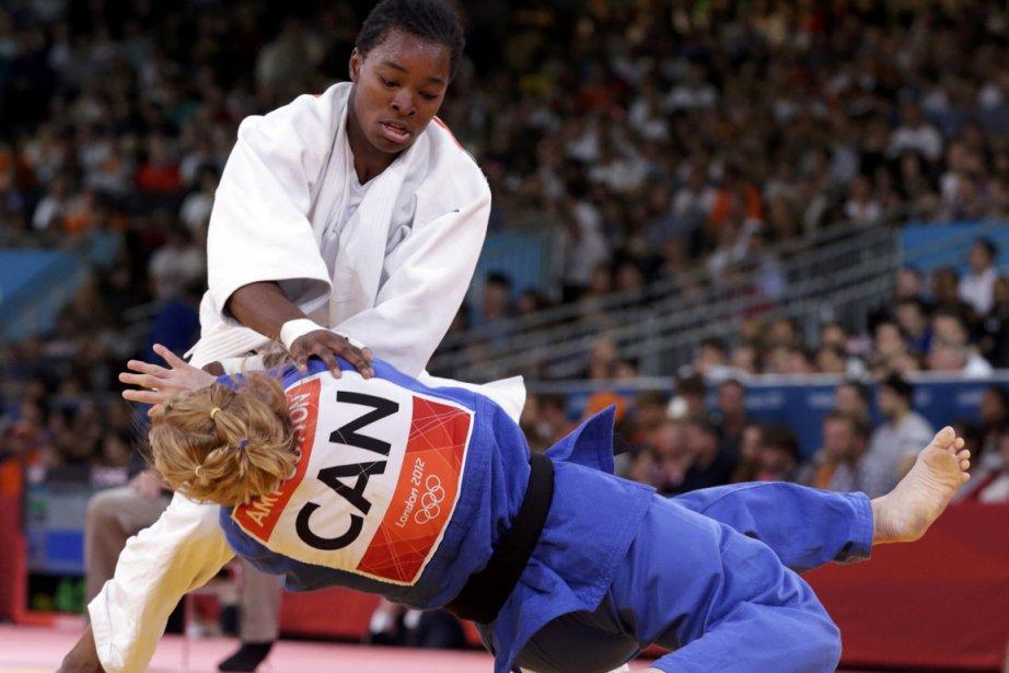 La Française Audrey Tcheumeo a battu la Canadienne... (PHOTO TORU HANAI, REUTERS)