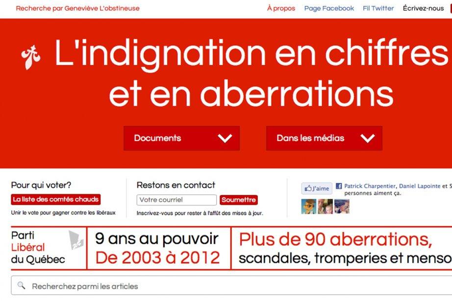 En vertu de l'Article 404, le site est... (Tiré du site Liberaux.net)