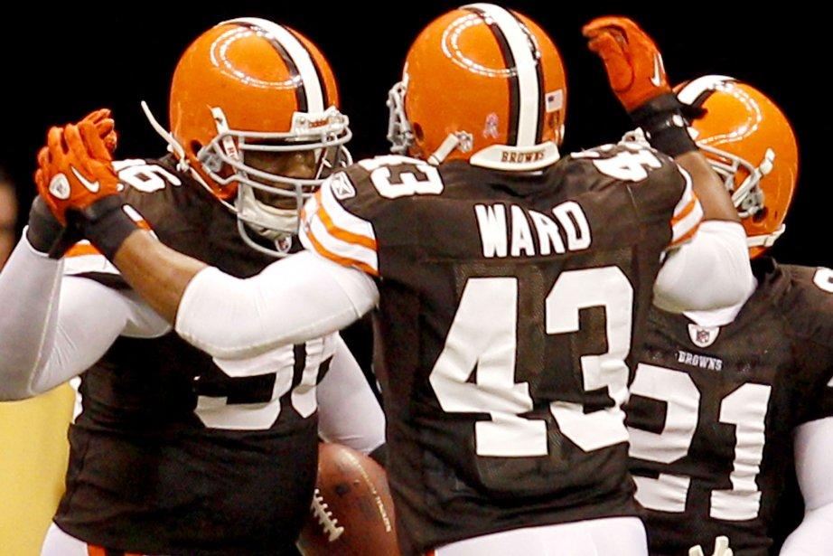 Le propriétaire des Browns de Cleveland, Randy Lerner, se... (Photo: Reuters)