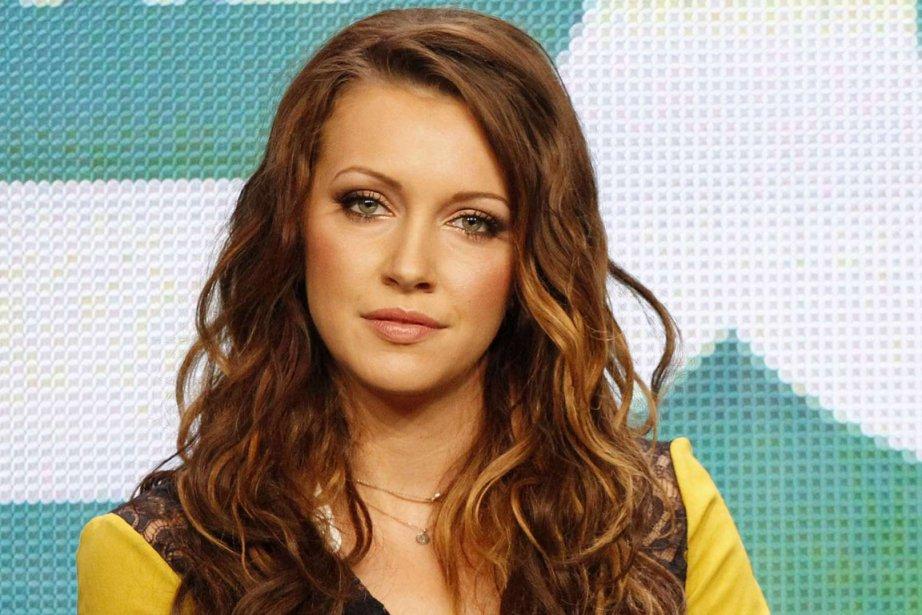 L'actrice Katie Cassidy, que l'on peut voir dans... (Photo: Reuters)