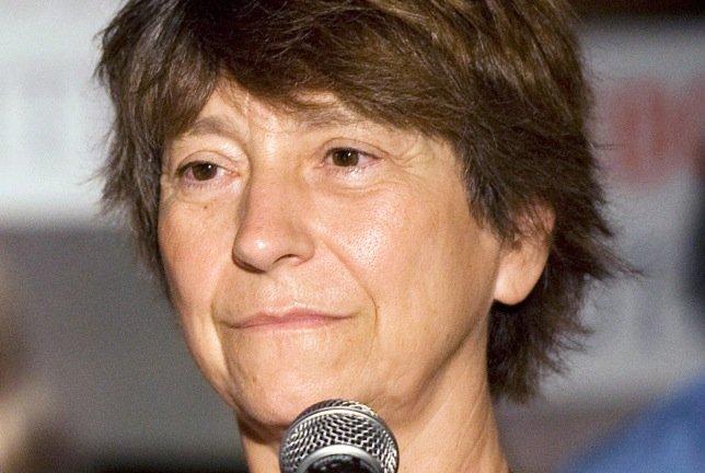 Françoise David, co-chef de Québec solidaire... (La Presse Canadienne)