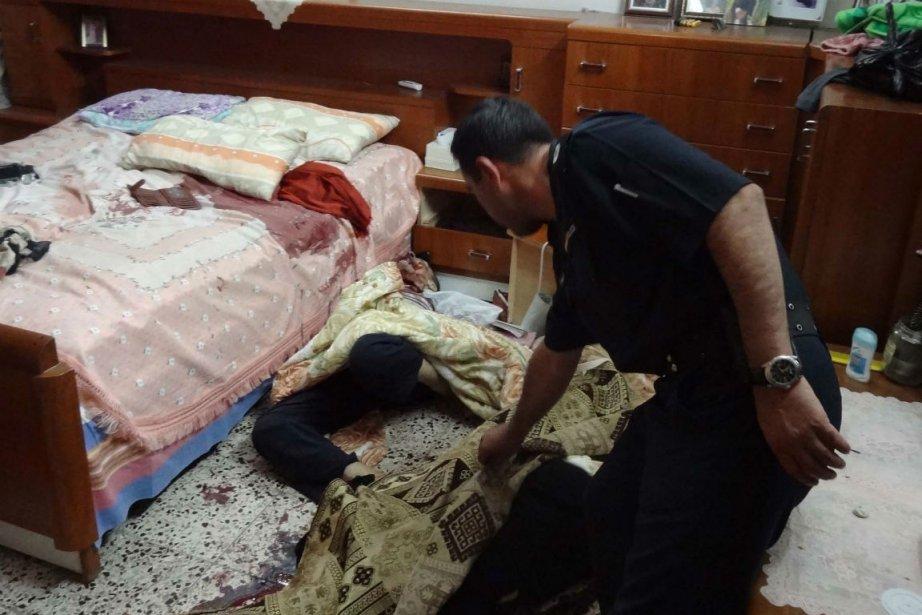 Des inconnus ont attaqué le domicile d'une famille... (Photo Marwan Ibrahim, AFP)
