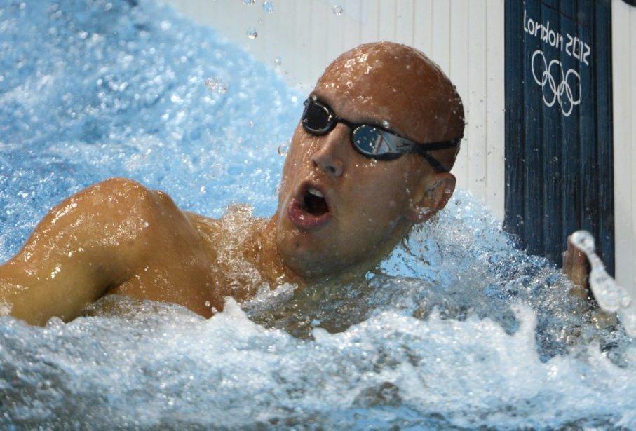 La quête du Canadien Brent Hayden vers une deuxième médaille à Londres s'est terminée lors des demi-finales du 50 mètres style libre. | 2 août 2012