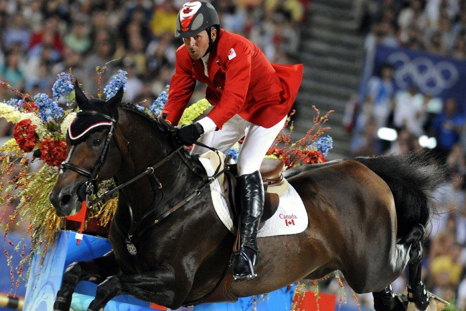 Il s'appelait Hickstead et il était le meilleur cheval du monde.... (Photo AFP)