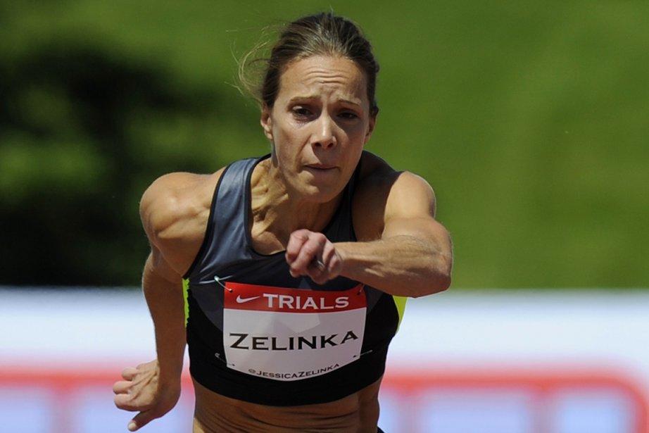 Jessica Zelinka... (PHOTO REUTERS)