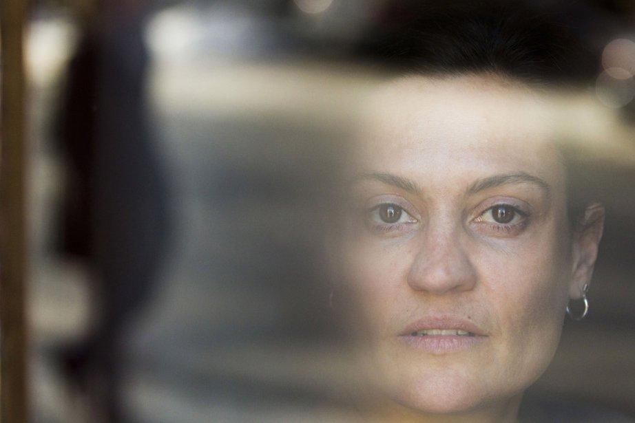 Brigitte Poupart.... (Photo: Ivanoh Demers, La Presse)