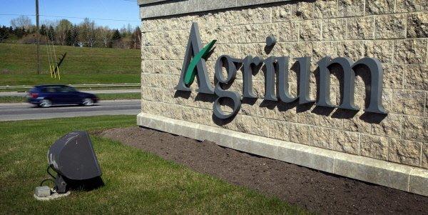 Le profit d'Agrium (