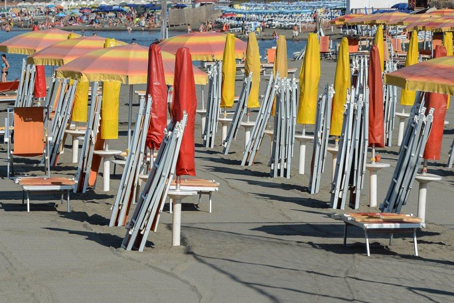 Les établissements balnéaires affirment qu'ils aident à maintenir... (Photo Andreas Solaro, AFP)