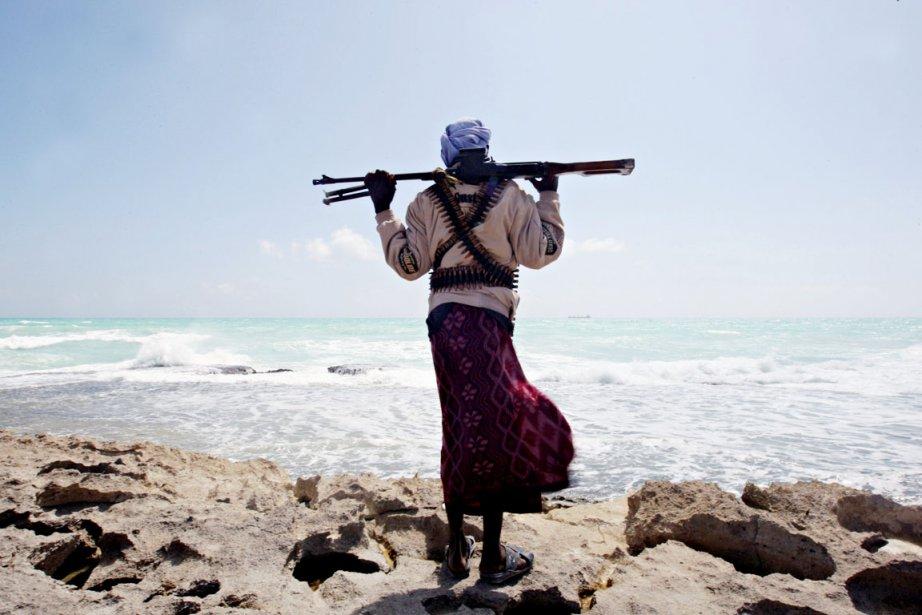 Les Nations Unies estiment que les pirates détiennent... (PHOTO MOHAMED DAHIR, AFP)