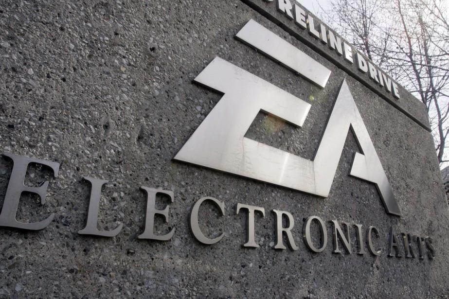 L'éditeur américain de jeux vidéo Electronic Arts (EA)... (PHOTO PAUL SAKUMA, AP)