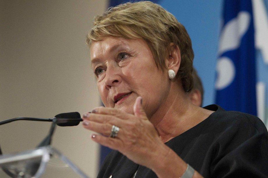 La chef du Parti québécois, Pauline Marois, croit... (Photo : Olivier Jean, Reuters)