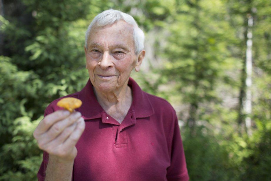 L'ancien chef de la Sapinière Marcel Kretz... (Photo Olivier Pontbriand, La Presse)