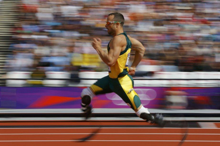 Oscar Pistorius... (Photo Phil Noble, Reuters)