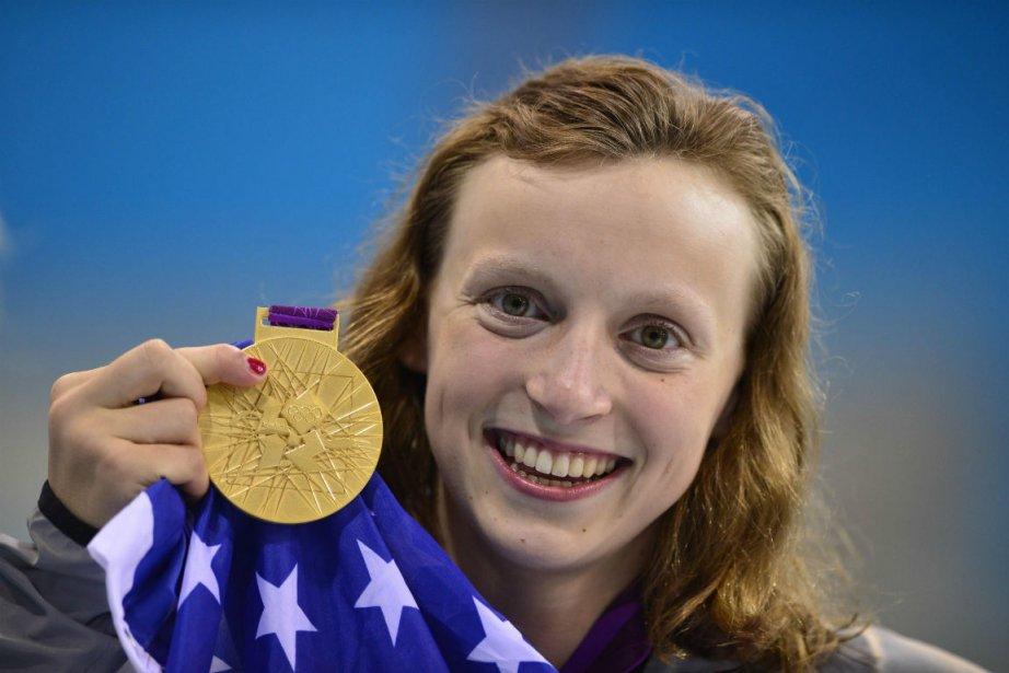 Avec des nageuses comme Katie Ledecky, 15 ans... (Photo Fabrice Coffrini. Agence France-Presse)