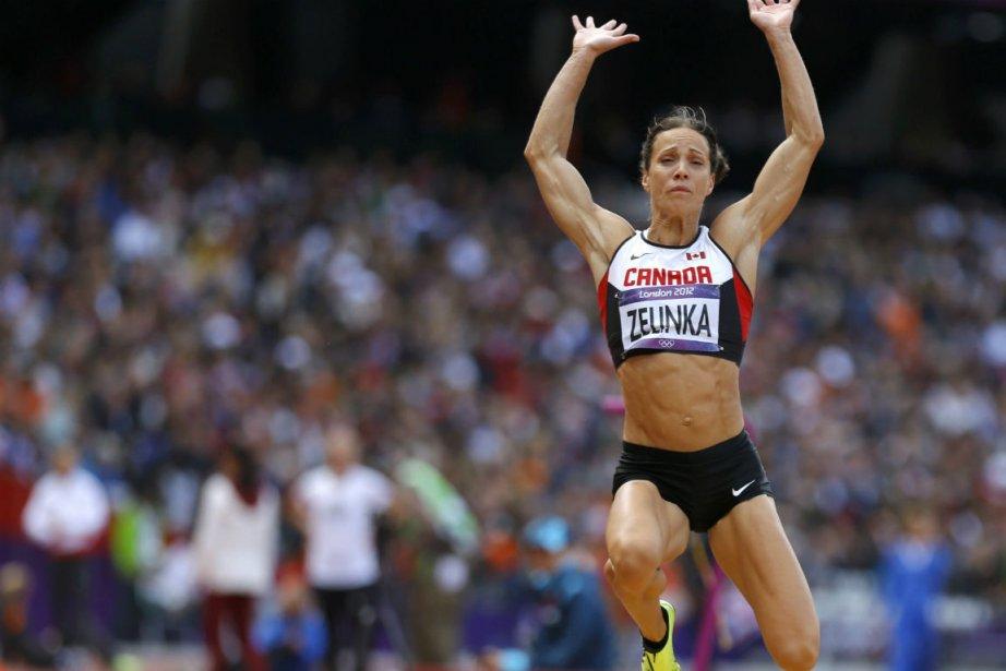 Jessica Zelinka... (Photo Phil Noble, Reuters)