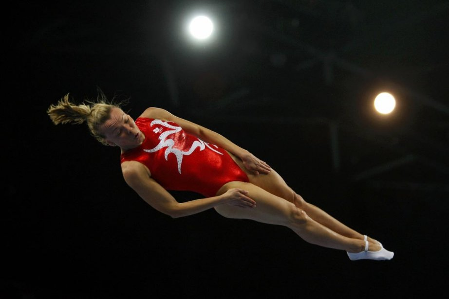 Karen Cockburn tentera de décrocher sa quatrième médaille... (Photo : Hans Deryk, archives Reuters)