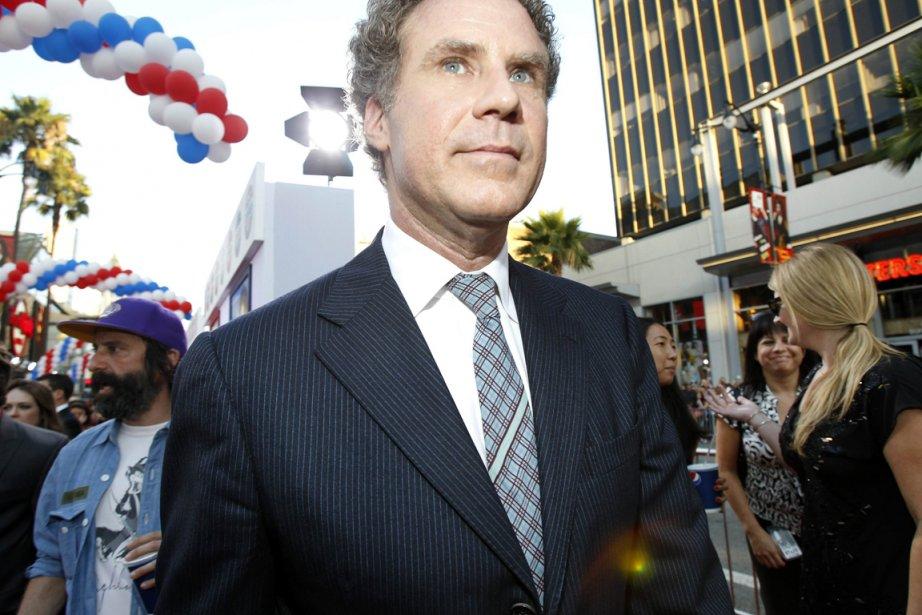 L'acteur Will Ferrell, vedette dans le film The... (Photo: Reuters)