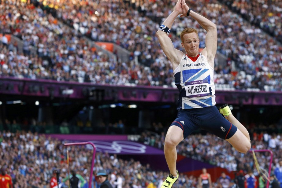 Greg Rutherford... (Photo : Phil Noble, Reuters)