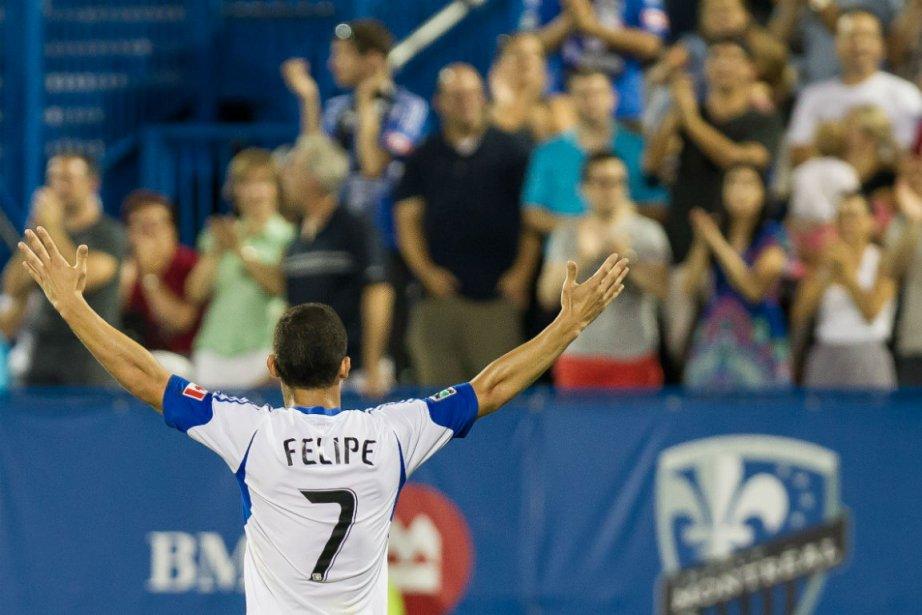 L'Impact de Montréal a signé un important gain de 2-0 contre l'Union de...