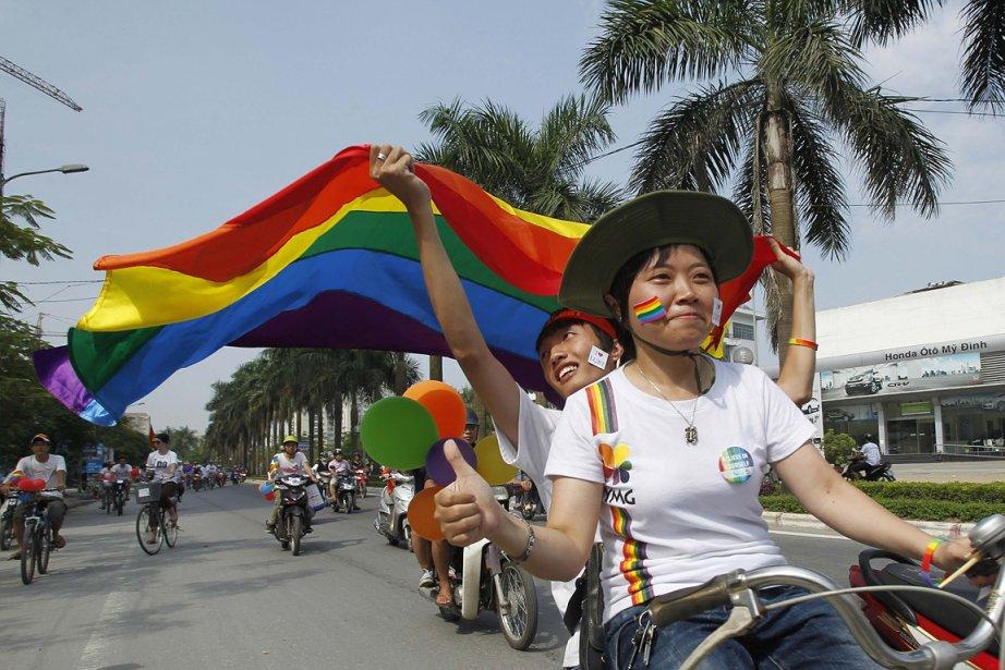 Dans le Vietnam, pays communiste où domine la... (Photo: Reuters)