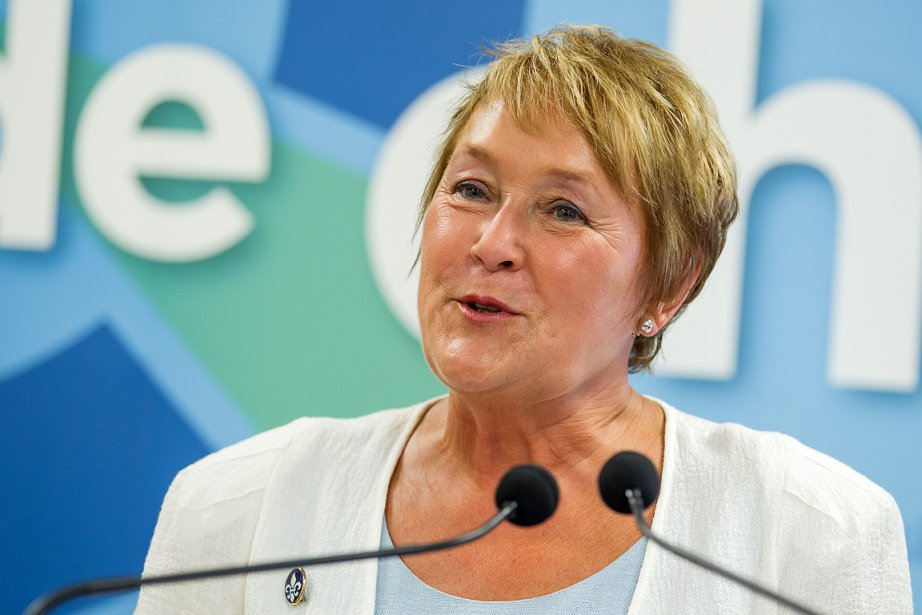 Pauline Marois, chef du Parti québécois.... (Photo: Édouard Plante-Fréchette, archives La Presse)