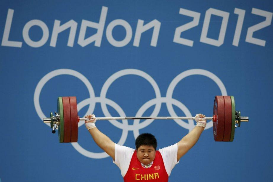 Zhou Lulu... (Photo Damir Sagolj, Reuters)