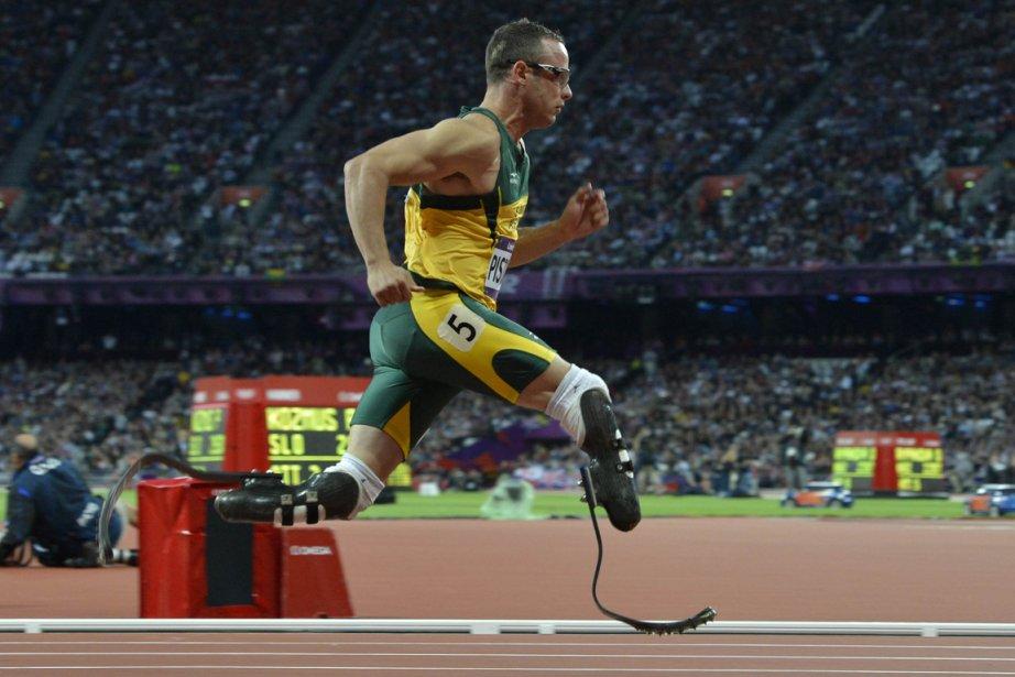 Oscar Pistorius... (Photo: AFP)